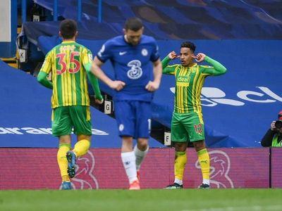 Chelsea cae goleado ante el West Bromwich Albion