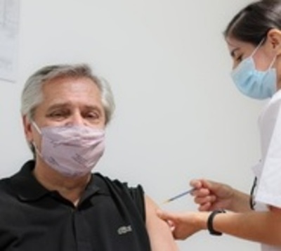 Presidente argentino contrae coronavirus