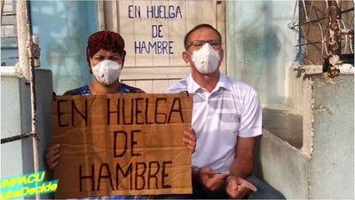 Cuba: José Daniel Ferrer no ha levantado la huelga de hambre