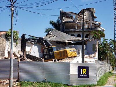 """Muzak Mall, otra """"joya"""" de la movida nocturna que será demolida"""