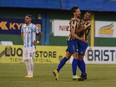 Guaireña-Luqueño, la continuidad del torneo Apertura