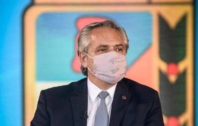 Presidente argentino contrae Covid-19 pese a haberse inmunizado con la Sputnik V
