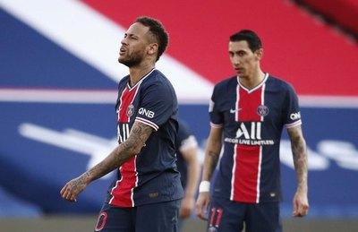 PSG perdió ante Lille y Neymar fue expulsado en su vuelta a la titularidad