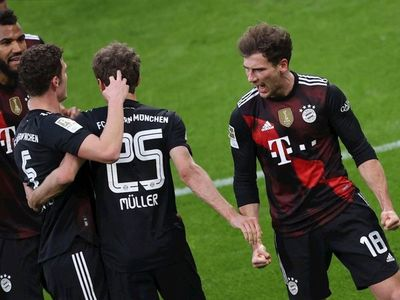Goretzka acerca al Bayern al título