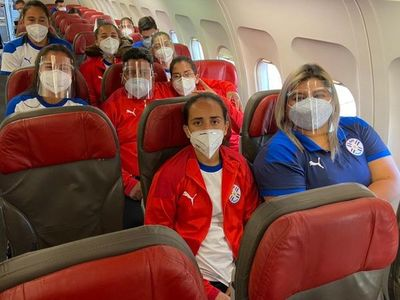 La selección viajó a Asia para el amistoso con Japón