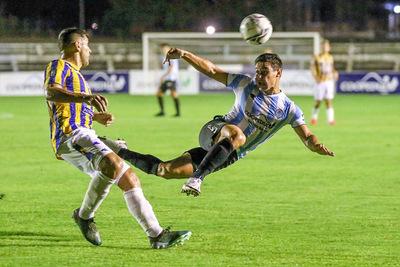 Guaireña no decepciona de local y vence 3-0 a Luqueño