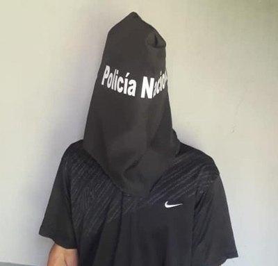 "Crónica / PA'I ACTUÓ DE VOLÁI. Visitará en la cárcel al ""chespi"" que atrapó"