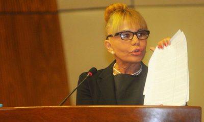 Gilda Burgstaller: «Muchos se convierten en políticos no para servir sino para servirse»