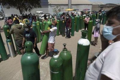 Tráfico de oxígeno, el nuevo y macabro mercado criminal que floreció con la pandemia en América Latina