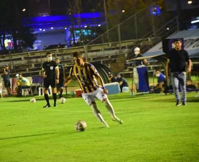 Guaireña golea a Luqueño y se codea con los grandes en la cima del campeonato •