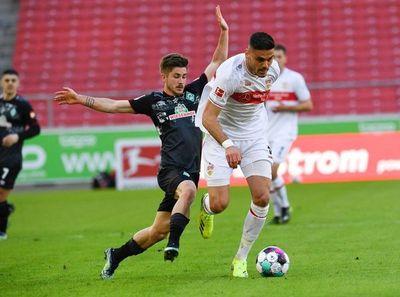 Stuttgart complica al Werder Bremen