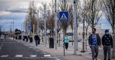 La Nación / Portugal prolonga el cierre de fronteras con España hasta el 15 de abril