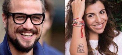 Se confirma el romance entre la hija de Maradona y el exfutbolista Daniel Osvaldo