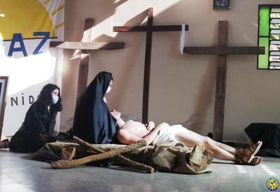 Pascua Joven 2021: Jóvenes luqueños piden a Dios por el fin de la pandemia •