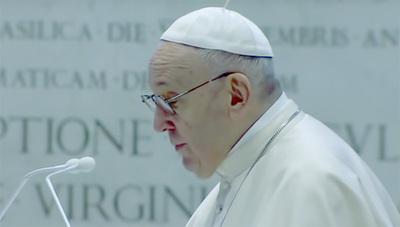 Francisco en Urbi et Orbi: la Pascua da esperanza y no defrauda (video completo)
