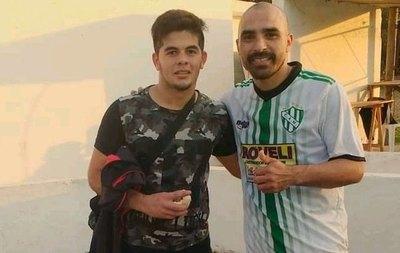 Un paraguayo es goleador y ascendió con el equipo de Tinelli