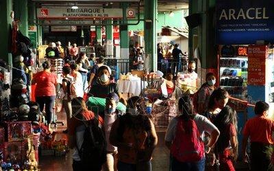 Alrededor de 50 mil personas que viajaron al interior violando la cuarentena iniciaron operativo retorno