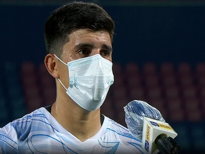 Diego Valdez apunta a la falta de gol