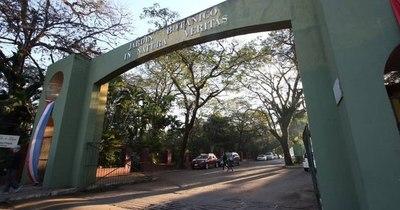 La Nación / Municipalidad de Asunción reforzará seguridad en el Jardín Botánico