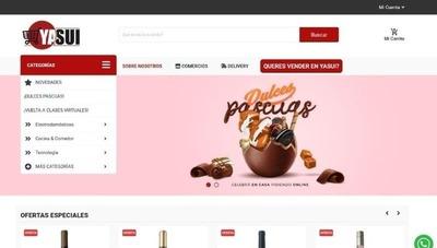 Yasui innova con plataforma e-commerce que permite el financiamiento directo sin necesidad de tarjetas