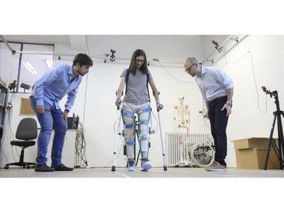 Del bastón al exoesqueleto:  Una nueva tecnología de apoyo