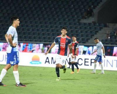 Cerro Porteño logró un ajustado triunfo ante Sol de América para llegar a la punta