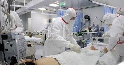"""La Nación / COVID-19: """"El Hospital Nacional está completamente colapsado"""""""