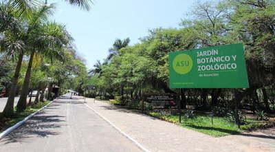 Corredora fue abusada y asaltada en el Jardín Botánico de Asunción