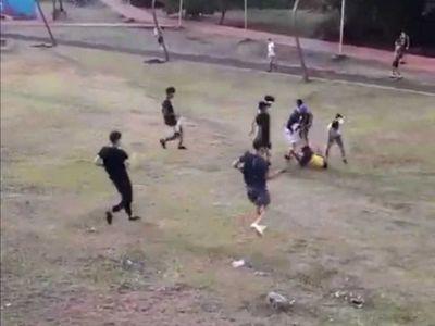 Patota garroteó a un adolescente en Ciudad del Este