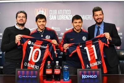 """Tinelli sigue bancando a los Romero: """"Son excelentes jugadores y personas"""""""