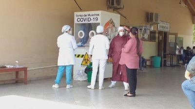 """Covid-19; """"ALERTA ROJA"""" en Coronel Oviedo y San José de los Arroyos – Prensa 5"""