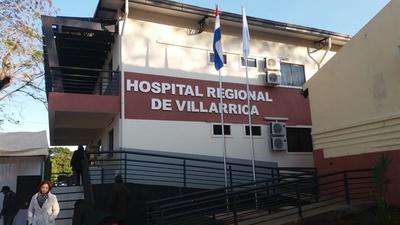 "Hospital Regional de Villarrica: ""Tenemos gente formando fila para ser atendidas"", dice doctor"