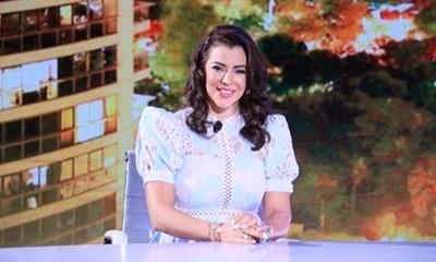 Marly Figueredo se mostró como toda una faraona