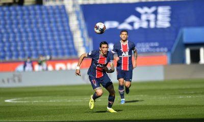 Di María vuelve a referirse sobre la posibilidad de jugar con Messi