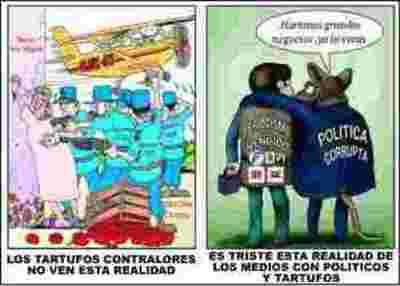 LOS TARTUFOS CONTRALORES!!!