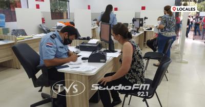 ENCARNACIÓN: IDENTIFICACIONES IMPLEMENTA NUEVA MODALIDAD DE TRABAJO