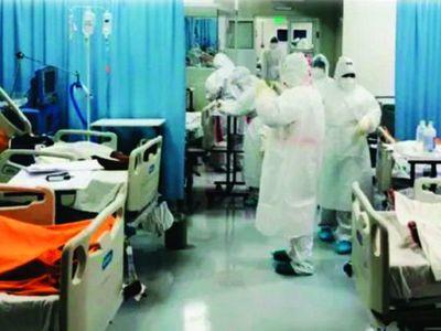 """Semana Santa fue de """"terror"""" en los hospitales, afirma médico"""