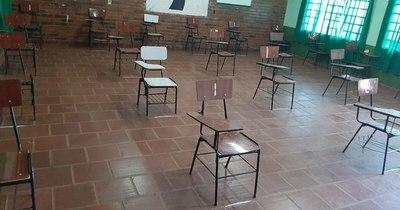 La Nación / Ante alto índice de contagios, suspenden clases presenciales en Itacurubí del Rosario