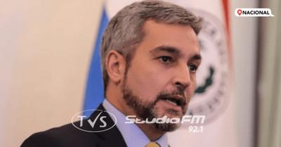 Según Mario Abdo, la OMS prometió regularizar entrega de vacunas a fines de Abril e inicios de Mayo