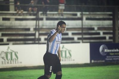 Con dos goles, Miguel Paniagua es el Player de la fecha 10