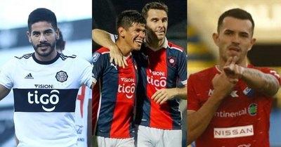 ¿Quién es el delantero más determinante del fútbol paraguayo?