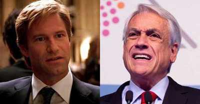 Piñera a lo Harvey Dent: ocupó una frase del villano de Batman en un punto de prensa