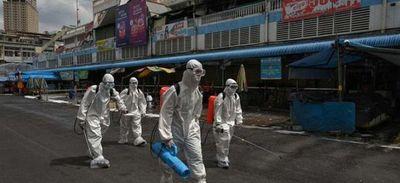 Pandemia de coronavirus suma 6.657 nuevas muertes y 519.076 contagios