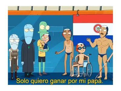 Polémica aparición de Paraguay en un dibujito
