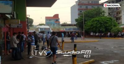 REANUDAN SERVICIOS DE TRANSPORTE PÚBLICO DE PASAJEROS