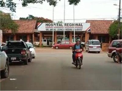 Trasladan a Hospital de Trauma a niño que ingirió soda cáustica