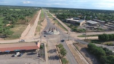 Gobernación de Boquerón pavimentará calles en tres distritos