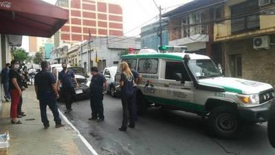 No dio paso a ambulancia y chocaron en Asunción – Prensa 5