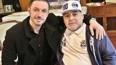 Allanaron a Matías Morla en la causa que investiga el uso de la marca Maradona