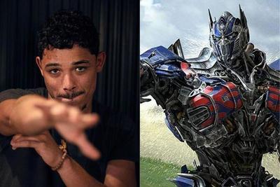 """El actor latino Anthony Ramos apunta a liderar la nueva película de """"Transformers"""""""